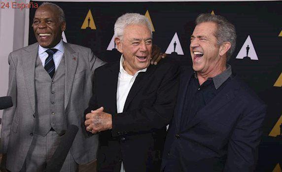 Hollywood se vuelca en su homenaje al cineasta Richard Donner, director de 'Los Goonies'