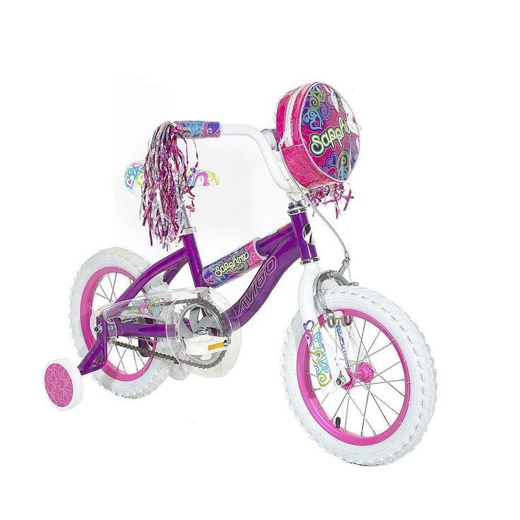 Video Review for Girls 14 Inch Avigo Sapphire Bike showcasing product features and benefits
