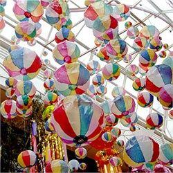 Japanse ballonnen - Geen inspiratie