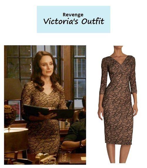 1000 Images About Revenge Fashion On Pinterest Sheath Dresses Emily Thorne And Madeleine Stowe