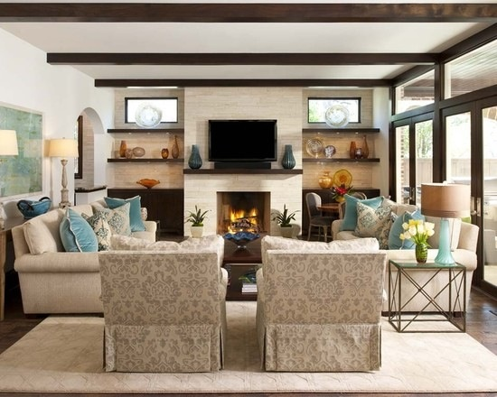 56 best Great rooms images on Pinterest