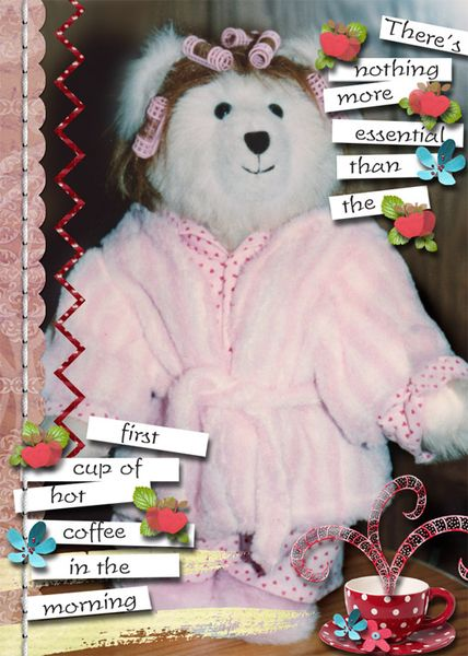Hot Coffee by Tbear. Kit used: Smell of Summer 1 http://scrapbird.com/designers-c-73/k-m-c-73_516/mamrotka-designs-c-73_516_85/smell-of-summer-1-p-16660.html