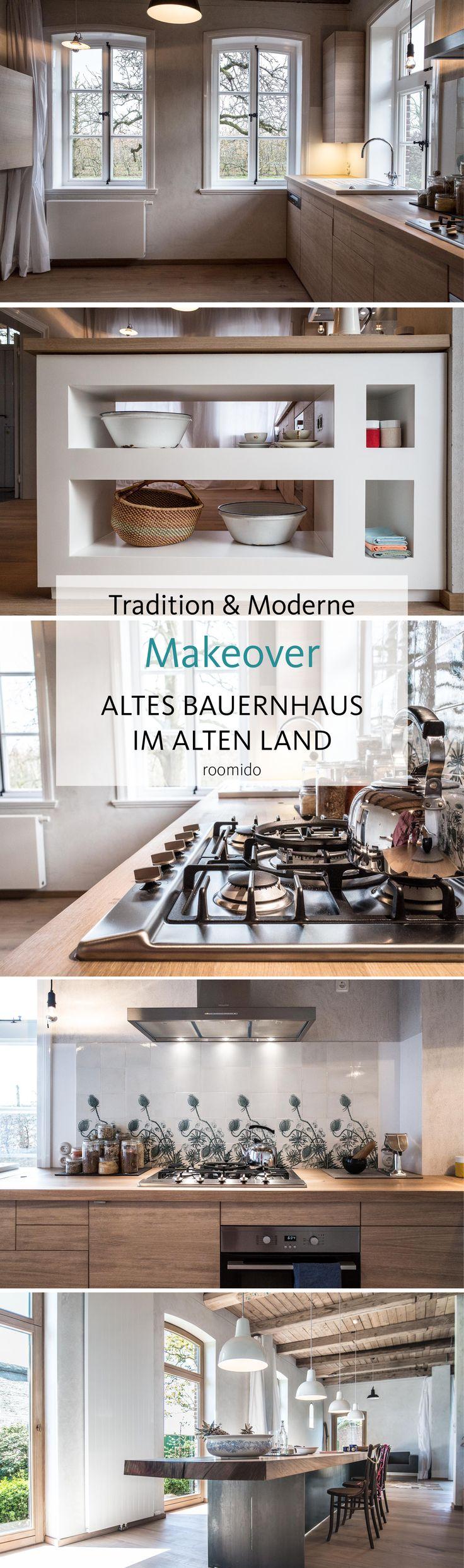 liebevoll saniert moderne landhaus idylle bei hamburg - Corian Countertops Bauernhaus Waschbecken