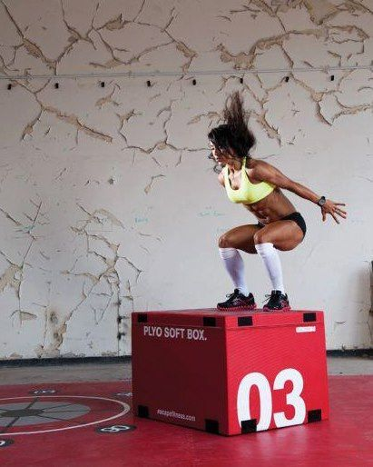 Best images about foam plyo box quot the big jump on