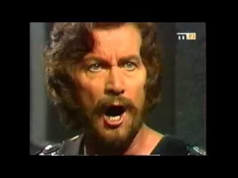 Simándy József – Bánk áriája – Erkel: Bánk Bán - YouTube