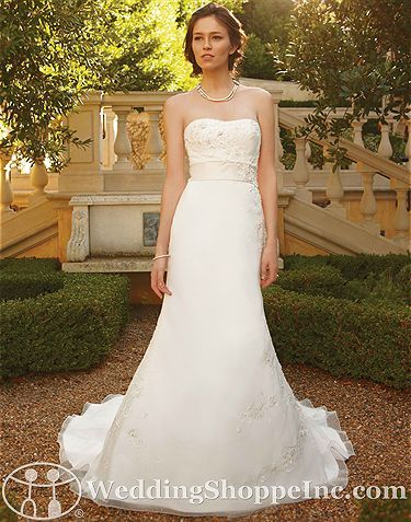 Casablanca Bridal Gown 2036 $830.00