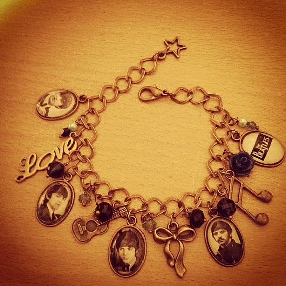 Beatles Charm Bracelet: 542 Best My Beatles Wish List. Images On Pinterest
