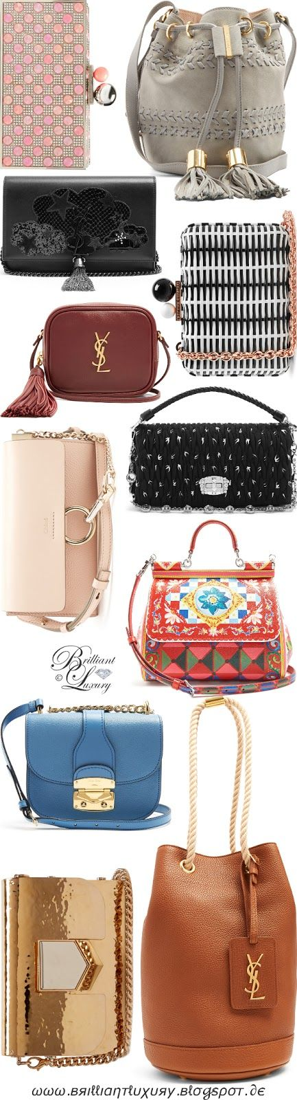Brilliant Luxury by Emmy DE ♦just in ~ new bags 2017