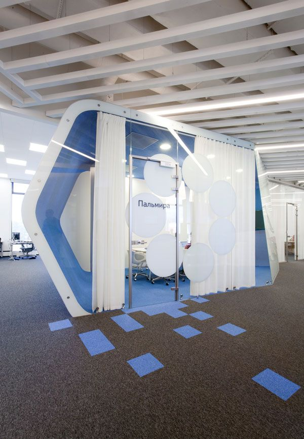 Awesome Yandex Saint Petersburg IV Office :: Za Bor Architects