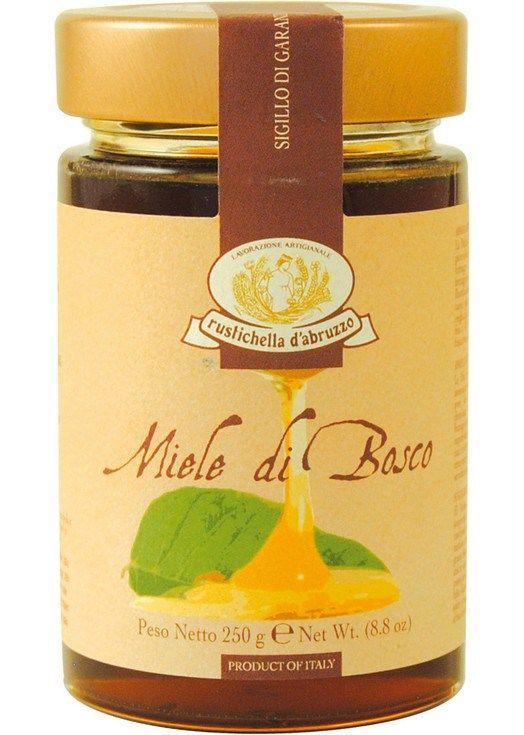 Woods Honey / Miele di Bosco g 250 - 6.80 € inc. VAT / IVA Compresa