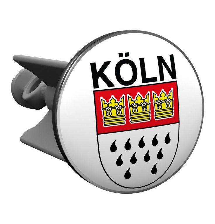 plopp Waschbeckenstöpsel Kölner Wappen | GALERIA Kaufhof