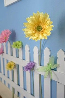 Heart to Heart Picket Fence