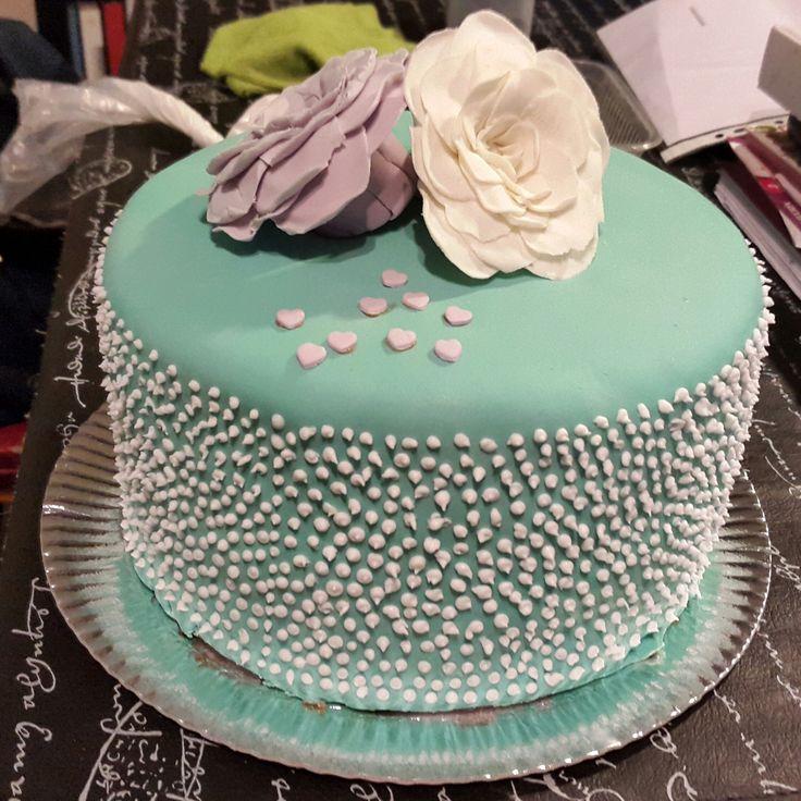 Torta para cumplea os de 60 a os los 60 pinterest for Decoracion 70 s