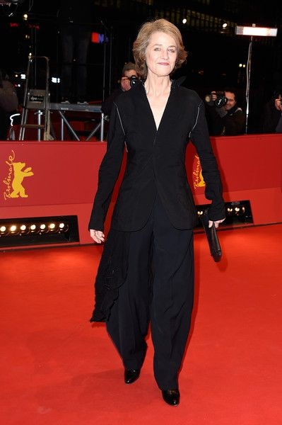 Charlotte Rampling Photos - Charlotte Rampling attends the '45 Years' premiere during the 65th Berlinale International Film Festival at Berlinale Palace on February 6, 2015 in Berlin, Germany. - '45 Years' Premieres in Berlin