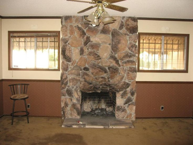Decorative stone wall and Rock veneer