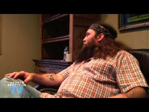 Willie Robertson talks about taking over as CEO of Duck Commander and running a church camp