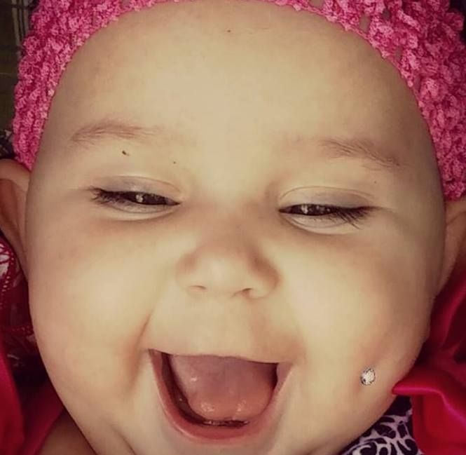 Parents Outraged Over Mother Posting Baby's 'Piercing' Online