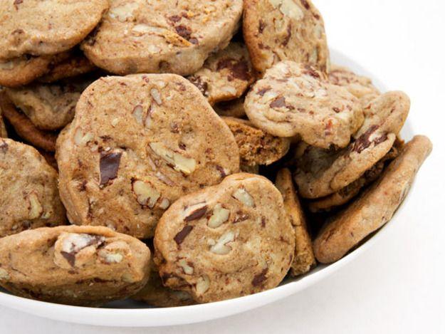 David Lebovitz's Chocolate Chip Cookies