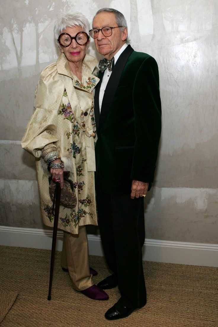 With Carl Apfel at the 2005 International Designer Showhouse Gala at the Pierre Hotel in New York.
