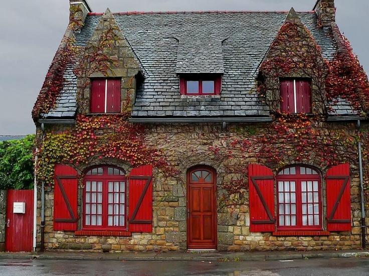 House in Le Conquet, Finistère FRANCE