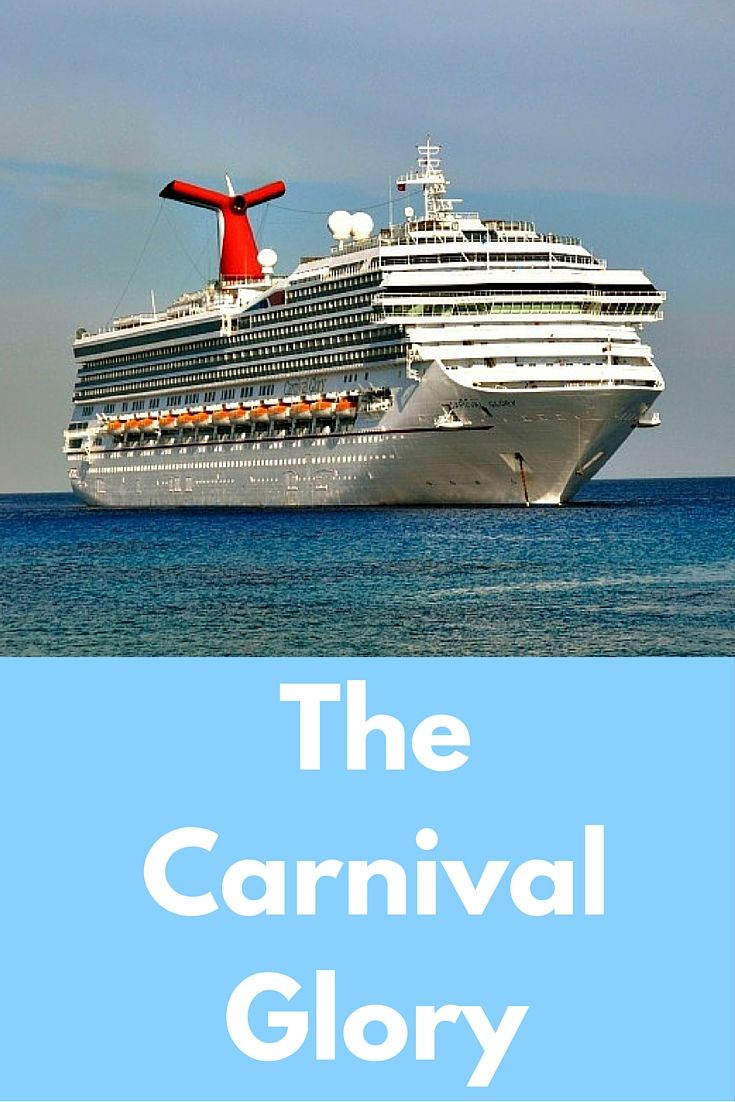 The Carnival Glory was a great and inexpensive treat plus epic eats, great entertainment, and a fun itinerary featuring Honduras, Grand Cayman, and Mexico.