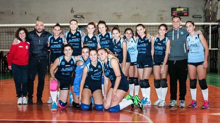 Saracena Volley - Conquistata la terza vittoria consecutiva in trasferta - http://www.canalesicilia.it/saracena-volley-conquistata-la-terza-vittoria-consecutiva-trasferta/ All Work Saracena Volley, Saracena Volley, Volley 96 Milazzo