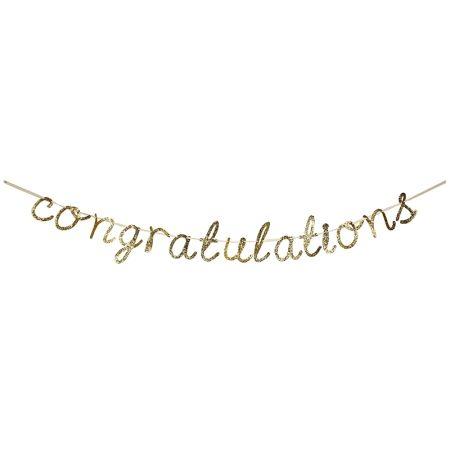 Guirlande Congratulations