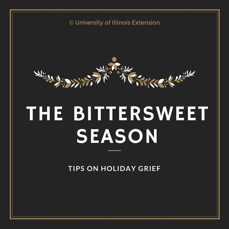 Tips on holiday grief for those celebrating without certain loved ones this year.