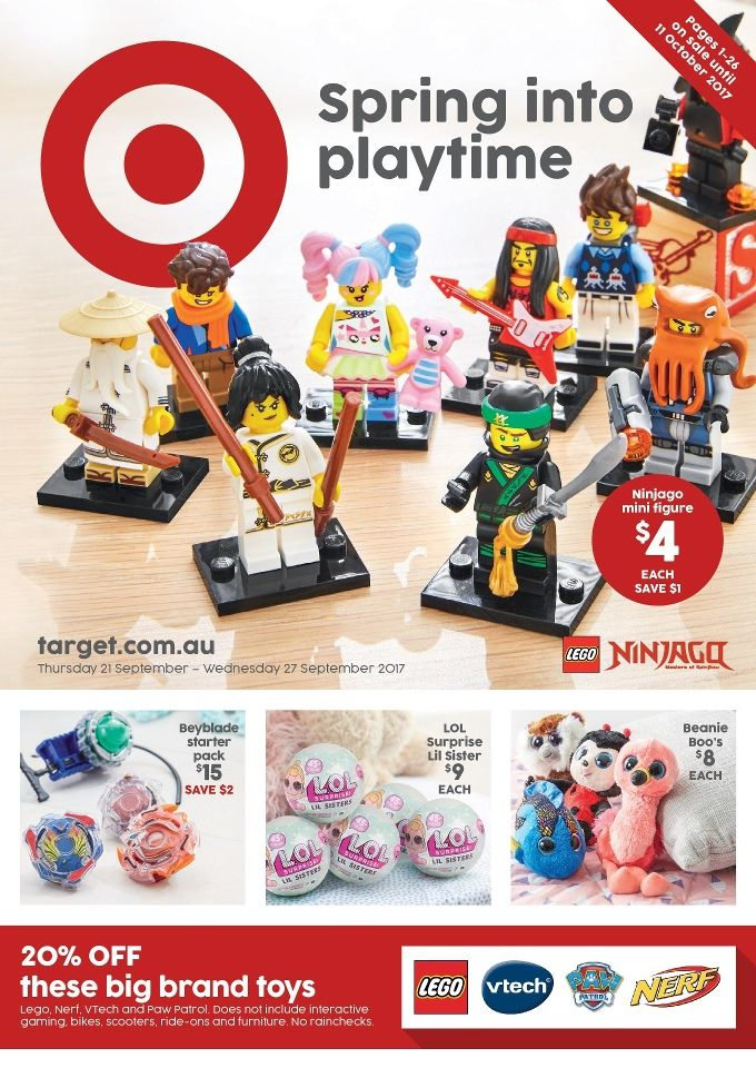 Target Catalogue 21 - 27 September 2017 - http://olcatalogue.com/target/target-catalogue.html