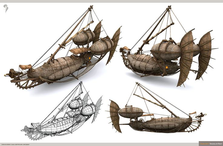 www.northflame.com | Smugglers Boats