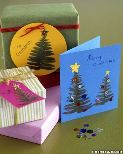 22 Holiday Children's Craft Projects