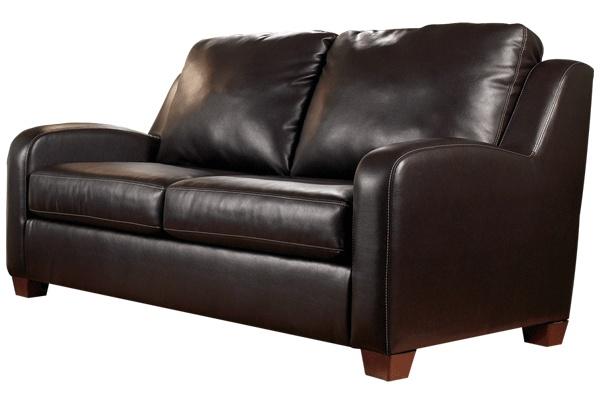 "Series Name:Meagan - Chocolate  Item Name:Full Sofa Sleeper  Model #:6370136  Dimensions:75""W x 40""D x 40""H  Weight:169 lbs  Ashley  $750-$1000"