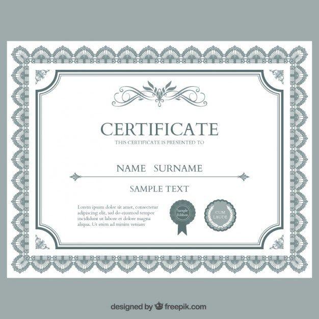 Descarga este archivo para que puedas editar con tus datos y así armar tu propio diploma o certificado. Si estas necesitando entregar un certificado con un estilo coloquial, entonces este modelo de diploma te será de mucha ayuda. Lo debes descargar, luego lo abre con Corel Draw o Adobe Illustrator y reemplazas la info por los datos correspondientes. Espero que te sea de mucha ayuda.