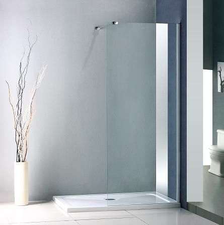 1650mm x 700mm Walk In Shower Enclosure with MX Shower Tray [5060359372383] - £325.00 : Elite Showers & Bathrooms, Quality Showers, Trays, Enclosures, Towel Warmers, Radiators and Sanitary Ware
