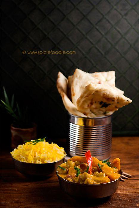 Butternut Squash and Garbanzo Curry (Vegetarian) Recipe PLUS 19 more #vegetarian #curry recipes