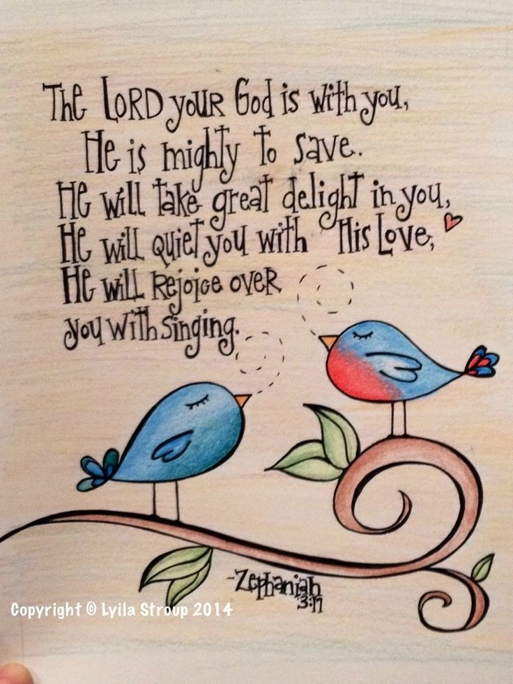 Zephaniah 3:17dont love the picture but i do love the verse