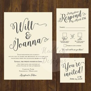 2884 best wedding favors images on pinterest wedding decor Formal Rustic Wedding Invitations elegant wedding invitations, classic wedding invitations, simple wedding invites, formal wedding invitations, formal rustic wedding invitations