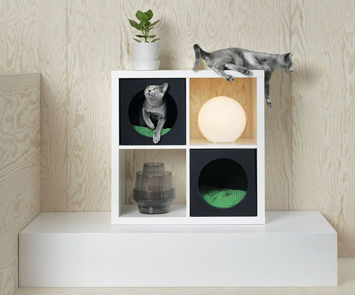 Click to see the furniture range from IKEA that is sure to be a hit with any animal lover.