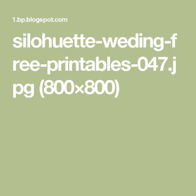 silohuette-weding-free-printables-047.jpg (800×800)