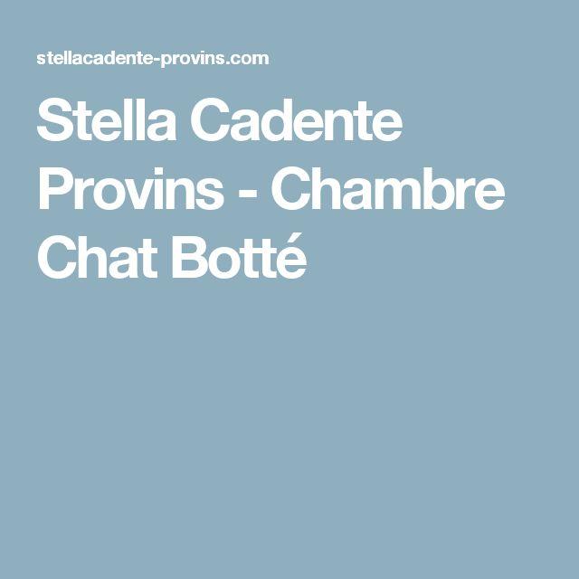 Stella Cadente Provins - Chambre Chat Botté