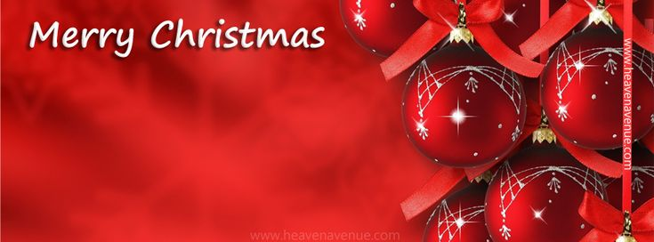 Merry Christmas facebook cover page Christmas facebook