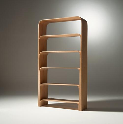 Marvelous Bookshelf  Furniture Design Good Looking