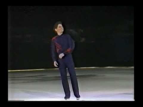 "Paul Wylie, ""JFK"", World Pro Artistic Program 1992-1993 Landover - YouTube"