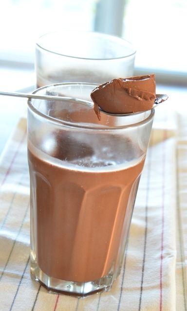 Kakaowa galaretka jogurtowa
