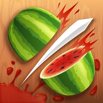 Download Fruit Ninja Free APK MOD and unlock all feature!!