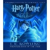Harry Potter and the Order of the Phoenix (Book 5) (Audio CD)By J. K. Rowling