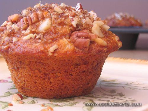 Медово-Морковные Маффины (Honey Carrot Muffins)