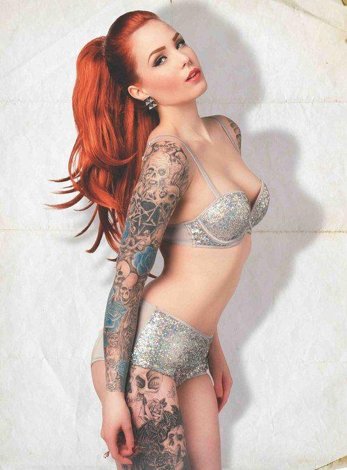 Salutations kissiennes. - Page 20 87e28ea339052e9583346b74805dba69--tattooed-girls-inked-girls