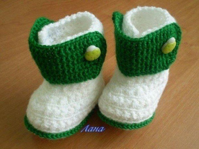 Детские пинетки- ботиночки (0-3 мес.)