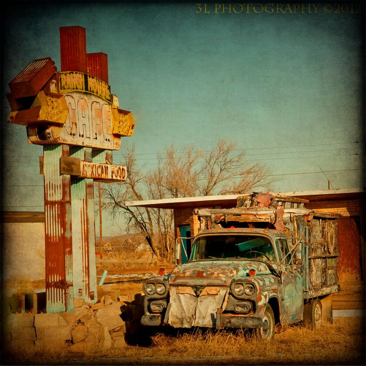 Rustic Home Decor Southwestern Fine Art Print Vintage Truck Photograph Route 66 Photography by 3LPhotography on Etsy https://www.etsy.com/listing/91412184/rustic-home-decor-southwestern-fine-art